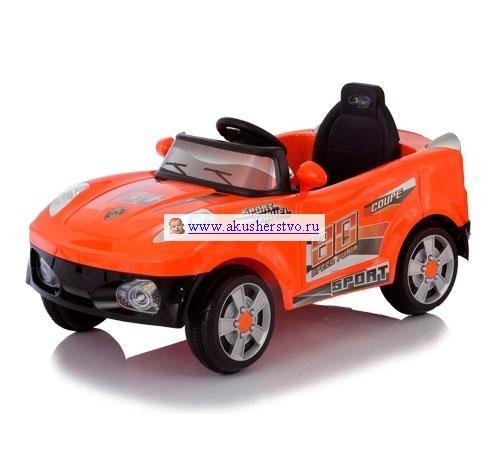 Электромобили Jetem Coupe