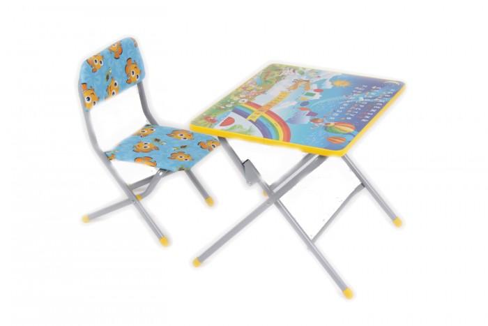 Столы и стулья Фея Комплект детской мебели Досуг №101