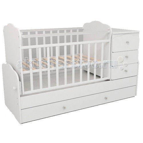Кроватки-трансформеры СКВ Компани СКВ-9 93003