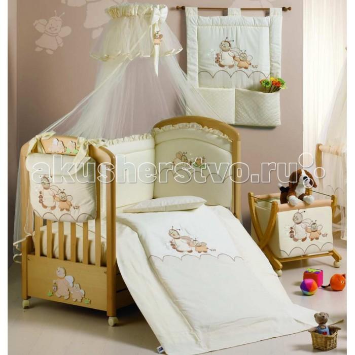 Комплекты для кроваток Roman Baby Lucciole (5 предметов)