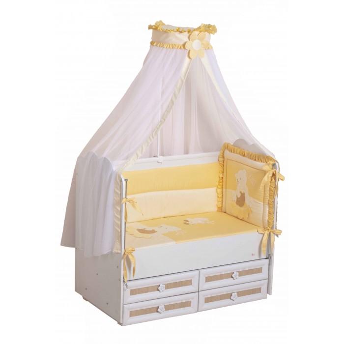 Комплекты для кроваток Селена (Сдобина) Пасечник (7 предметов)