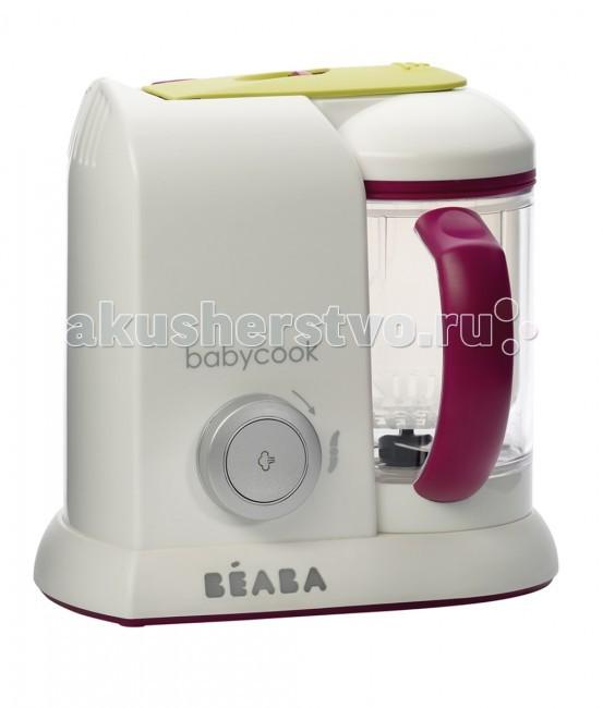 Блендеры и пароварки Beaba Блендер-пароварка Babycook Solo