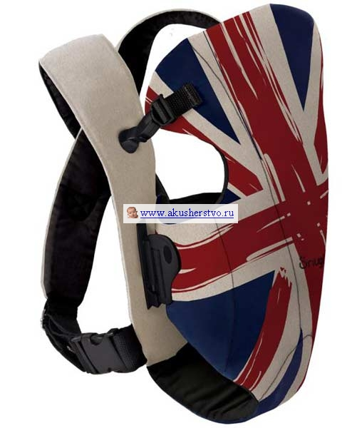 Snugli Front Union Jack 03921134/03911134