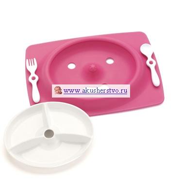 Посуда Skip-Hop Набор для еды Mate (4 предмета)