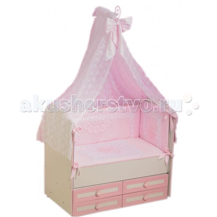 Комплекты для кроваток Селена (Сдобина) Императорский (7 предметов)