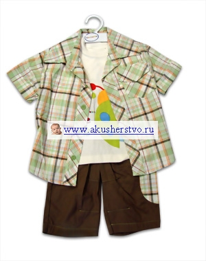 Подарочные наборы Atra Noel для маленького модника 12-36 мес. (3 предмета)