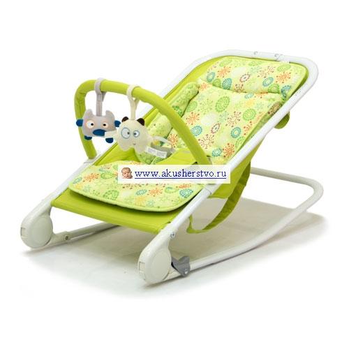 Кресла-качалки, шезлонги Baby Care Шезлонг Rock Out