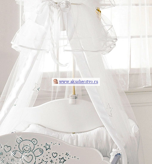 Балдахины для кроваток Baby Expert Diamant