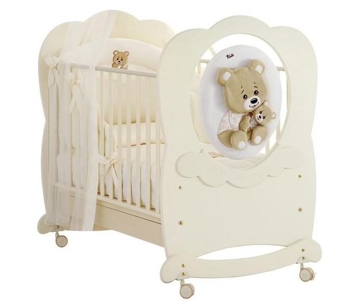 Детские кроватки Baby Expert Abbracci by Trudi (качалка)