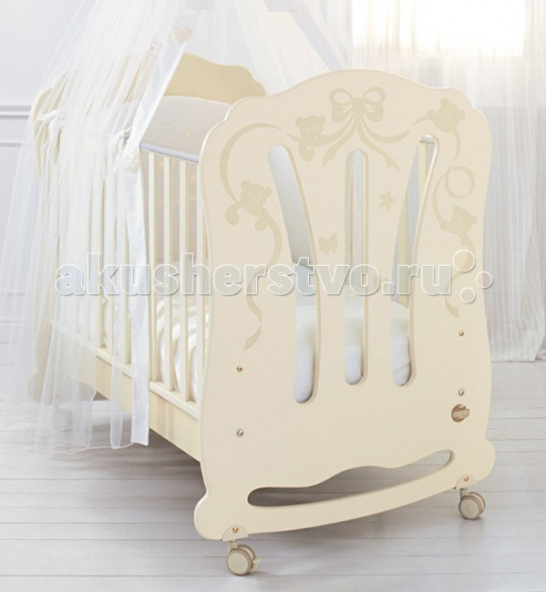 Детские кроватки Baby Expert Confetto