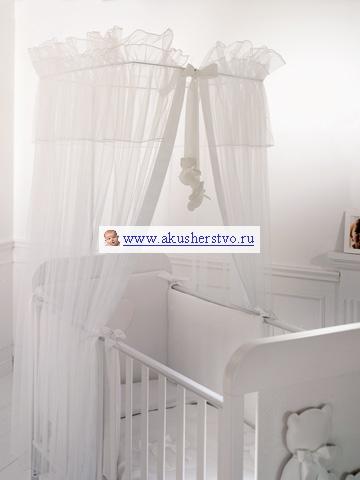 Балдахины для кроваток Baby Expert Dieci Lune