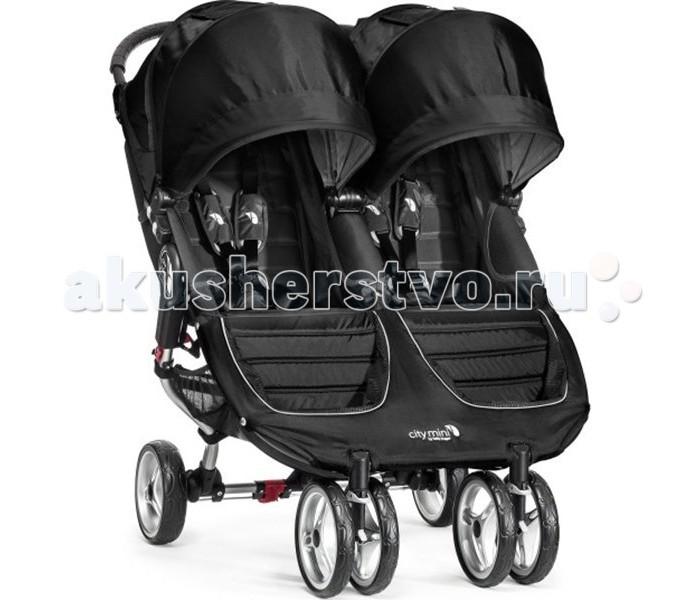 Коляски для двойни и погодок Baby Jogger Коляска для двойни City Mini Double