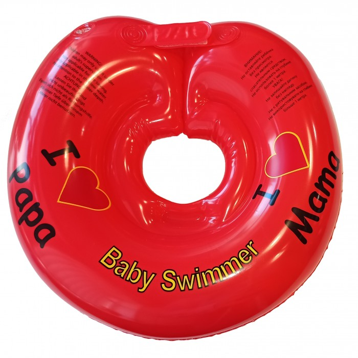 Круги для купания Baby Swimmer 0-36 мес.