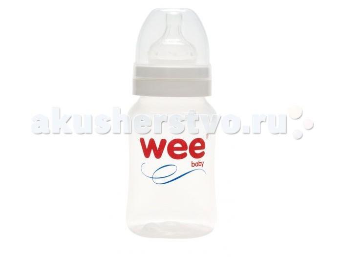 Бутылочки Baby Wee с широким горлышком 150 мл