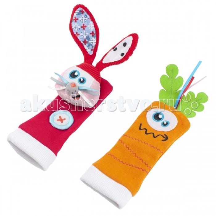 Мягкие игрушки Babymoov носочки
