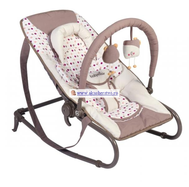 Кресла-качалки, шезлонги Babymoov Кресло-качалка Bubble Bouncer