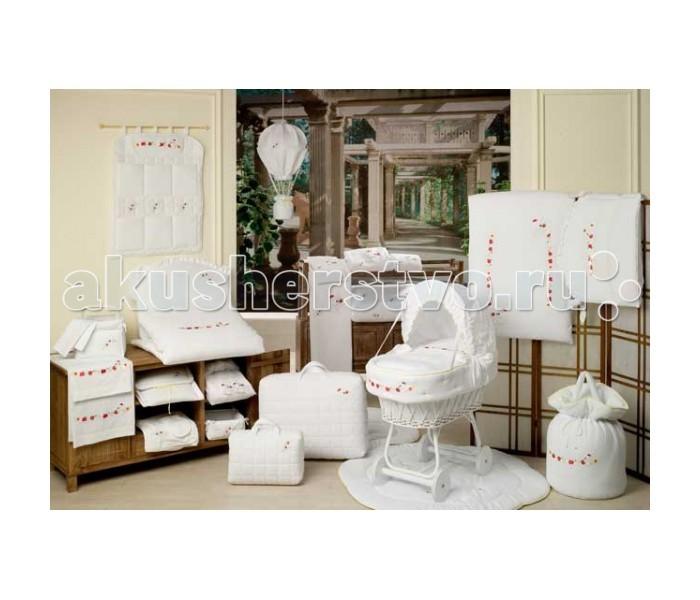 Комплекты для кроваток BabyPiu Le Chicche - Комплект для кроватки: 2 простыни + наволочка