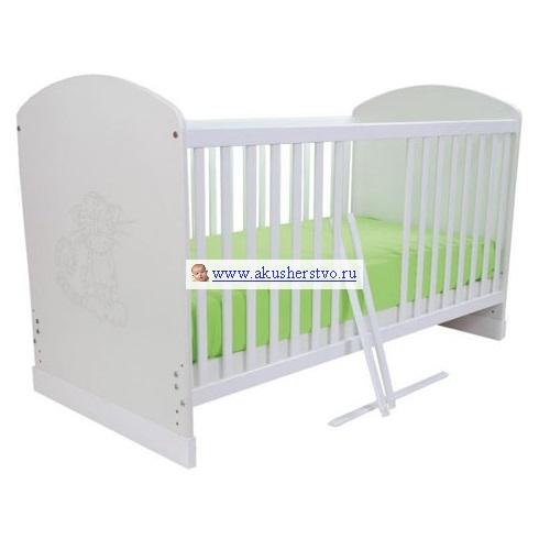 Кроватки-трансформеры Bambino Maxi+