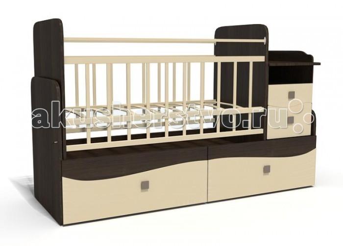 Кроватки-трансформеры Bambu Allegro