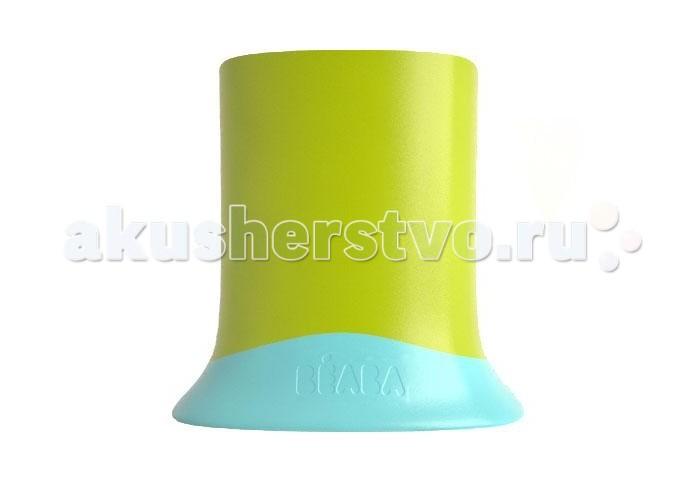 Посуда Beaba Пластиковый стакан Verre Soft Col Sorbet