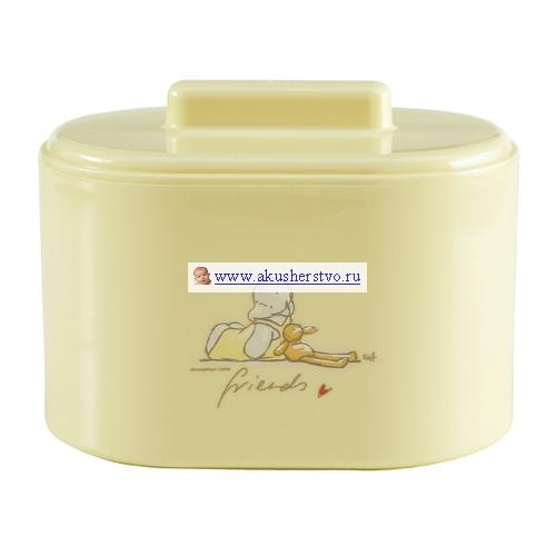 Аксессуары для пустышек Bebe Jou Пластиковая коробочка для гигиенических принадлежностей