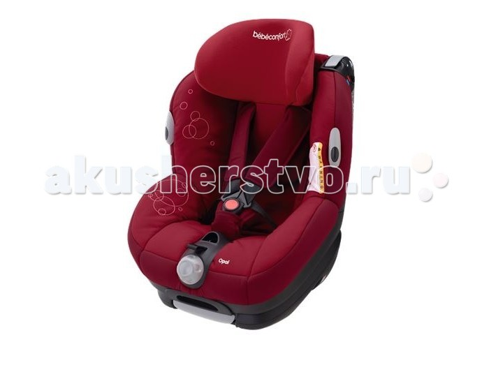 Bebe confort opal5 raspberry red 88527