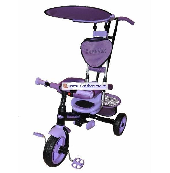 Трехколесные велосипеды Bambini Condor Trike