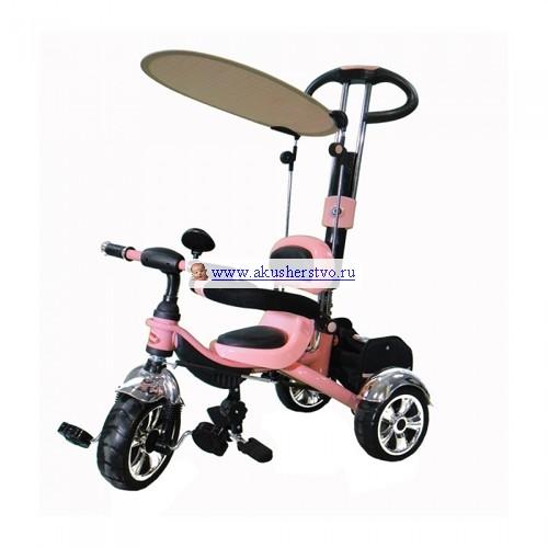 Трехколесные велосипеды Bambini Super Trike (А) надувные колеса