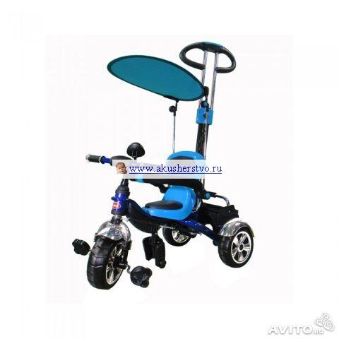 Трехколесные велосипеды Bambini Super Trike (В)
