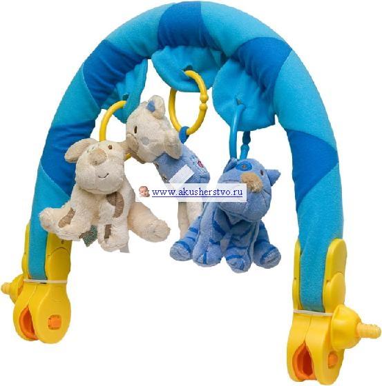 Дуги для колясок и автокресел Biba Toys Активная дуга на коляску