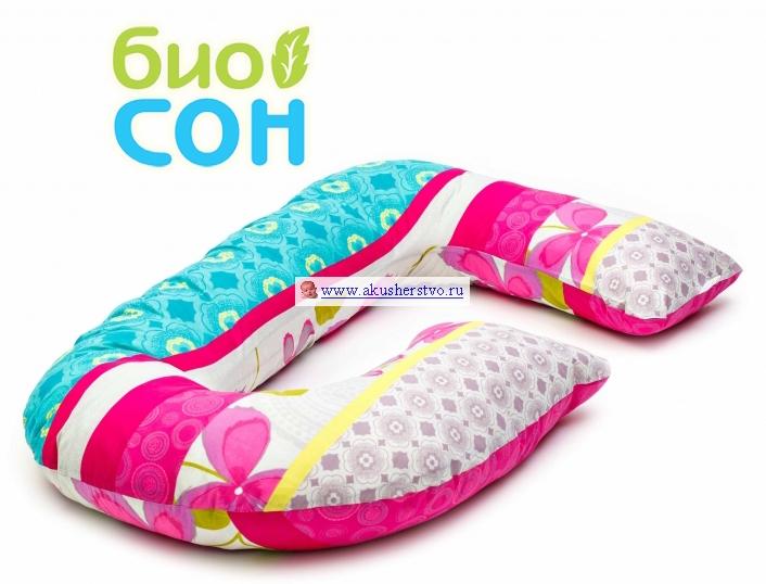 Подушки для мамы БиоСон Наволочка для подушки J 350х35