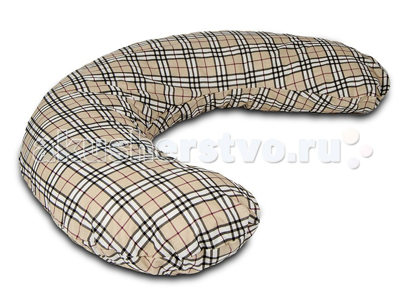Подушки для мамы БиоСон Наволочка для подушки С 190х35