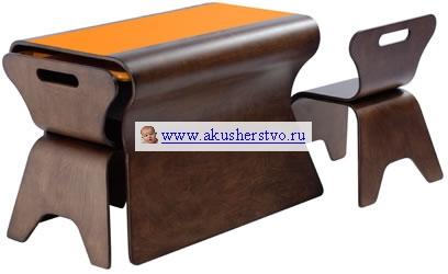 Столы и стулья Bloom Комплект Otto
