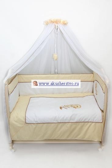 Комплекты для кроваток Bombus Дельфинчик в кроватку (7 предметов)