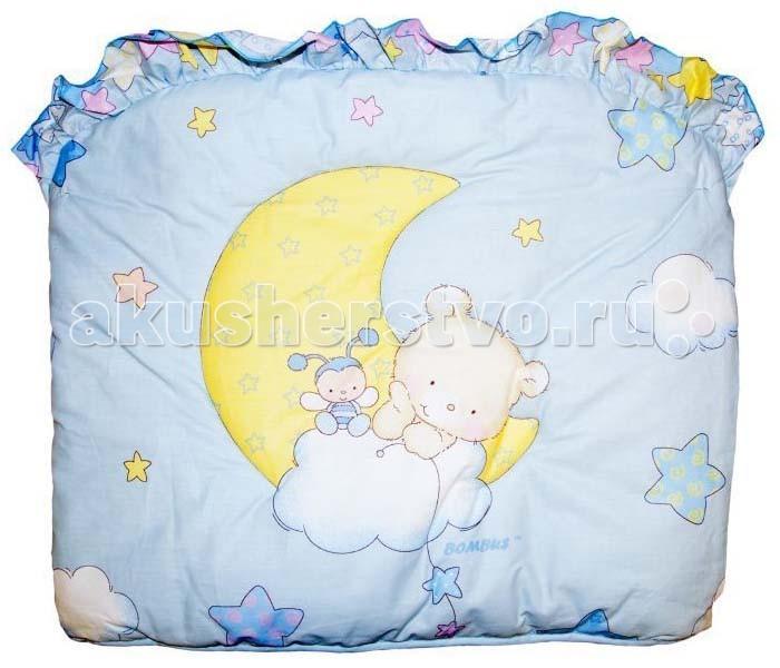 Бамперы для кроваток Bombus Павлуша