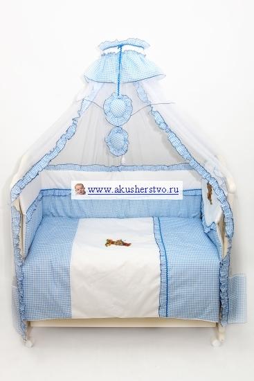 Постельное белье Bombus Юленька (3 предмета)