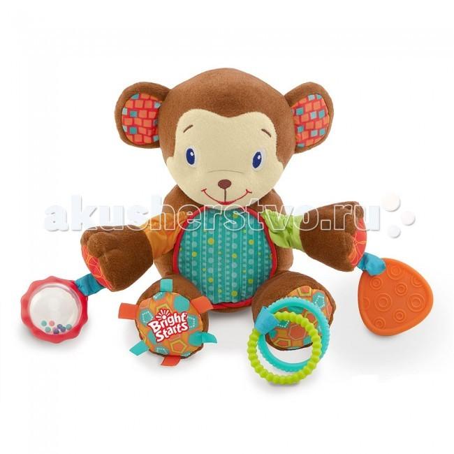 Мягкие игрушки Bright Starts Море удовольствия