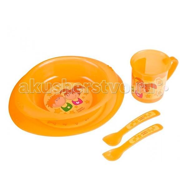 Посуда Canpol Набор посуды 4/405