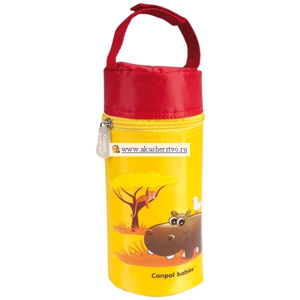 Термосумки Canpol Термоупаковка для фигурных бутылочек 69/003
