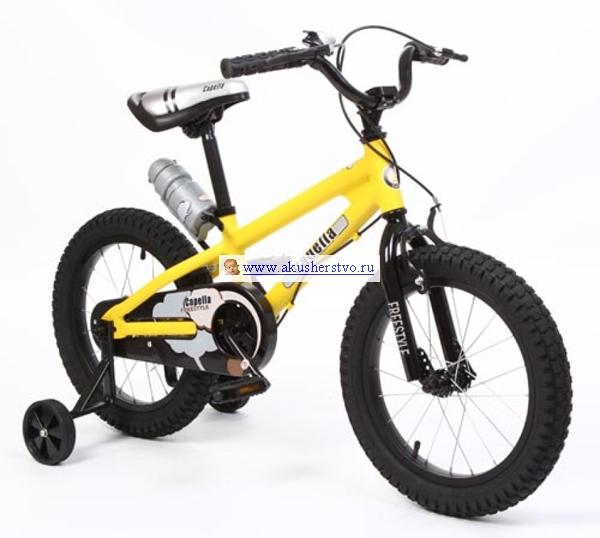 Двухколесные велосипеды Capella S-16