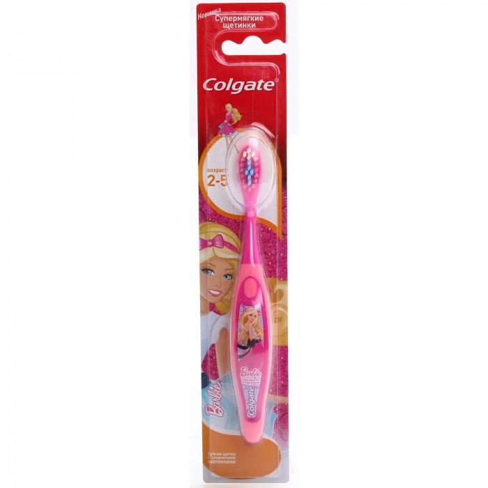 Гигиена полости рта Colgate Детская зубная щетка smiles от 2 до 5 лет