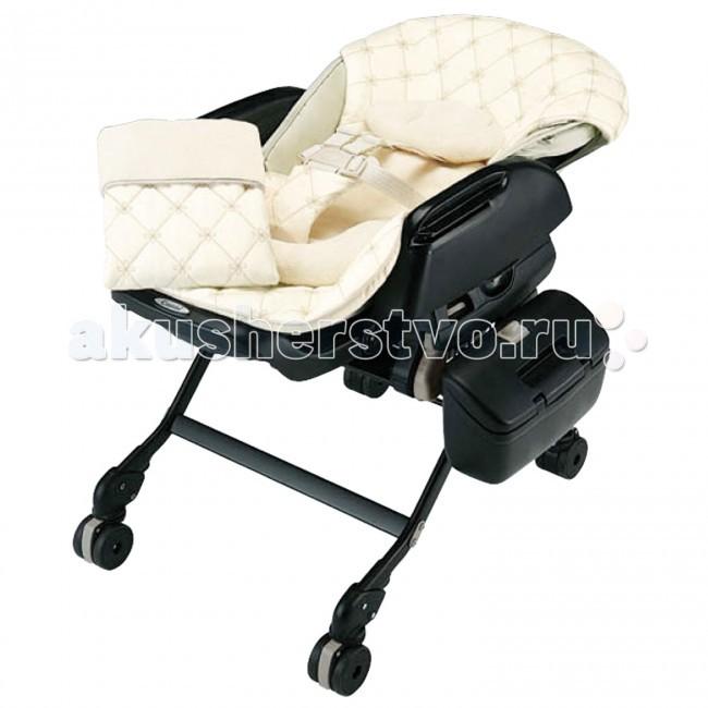 Колыбели Combi Fealetto Auto Swing электронная + стульчик