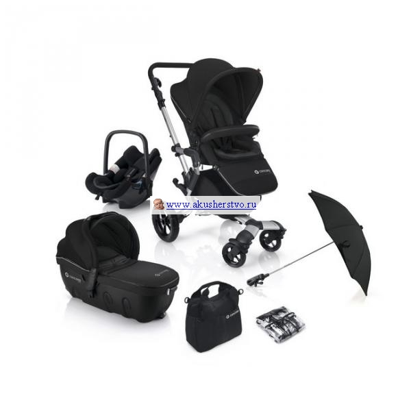 Коляски 3 в 1 Concord Travel Set Neo (Sleeper+Air) 3 в 1