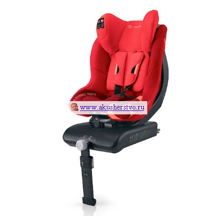 Ultimax Isofix Red