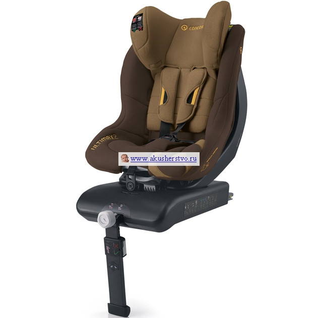 Concord ultimax isofix 2 coconut brown 96292