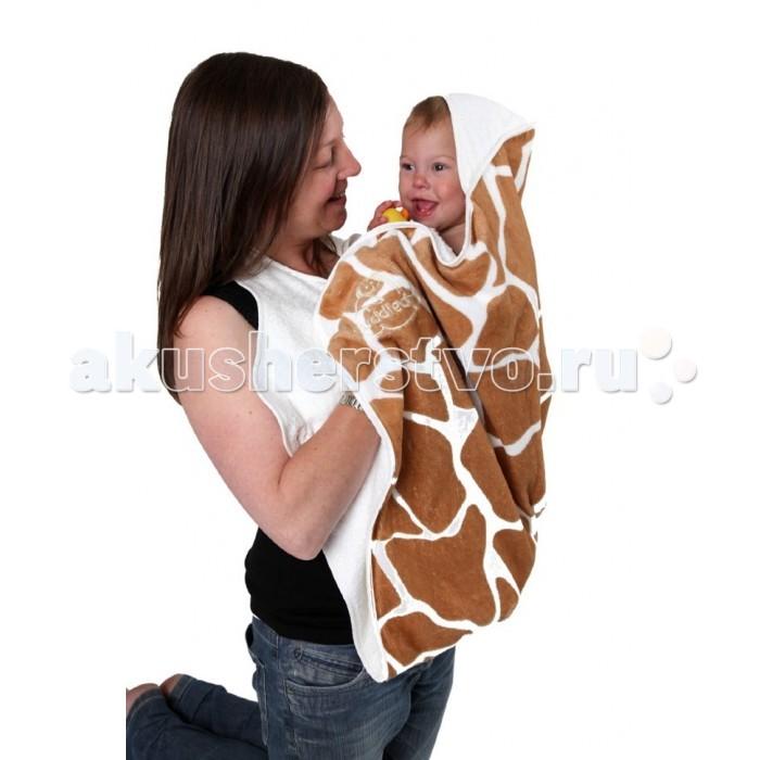 Полотенца CuddleDry Полотенце банное с капюшоном Lux