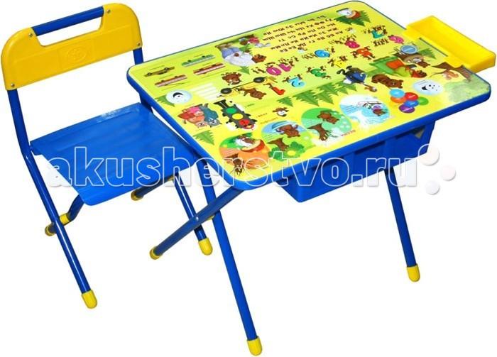 Столы и стулья Дэми Набор мебели №3 Медведи