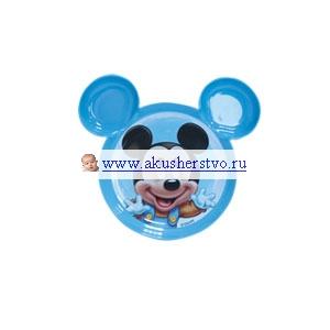 Посуда Disney Baby Тарелка Микки 13631