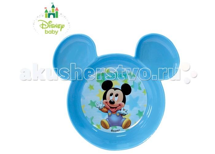 Посуда Disney Baby Тарелка Микки 13632