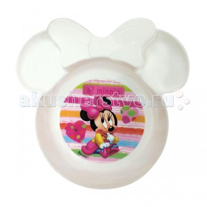 Посуда Disney Baby Тарелка Минни 13634